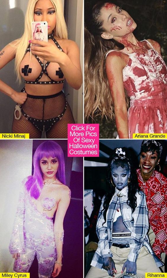 Halloween is right around the corner, so you know what that means — costumes on costumes on costumes! Since the best holiday is only a few days away, let's take a look back at the hottest Halloween costumes ever! Can we get real for a second? Halloween has got to be the best holiday of the year. All of our favorite celebs dress up in the best costumes. Nicki Minaj, Heidi Klum, Kim Kardashian and more celebs always flaunt the hottest Halloween costumes ever! Check out our gallery and vote for…