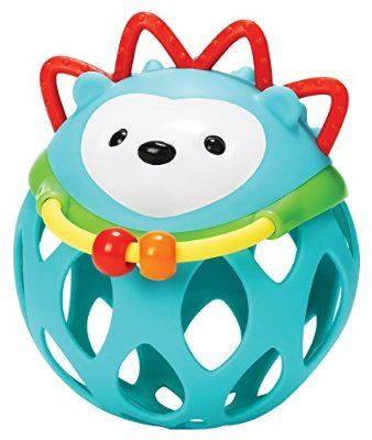 Skip Hop Explore and More Roll Around Toy, Hedgehog