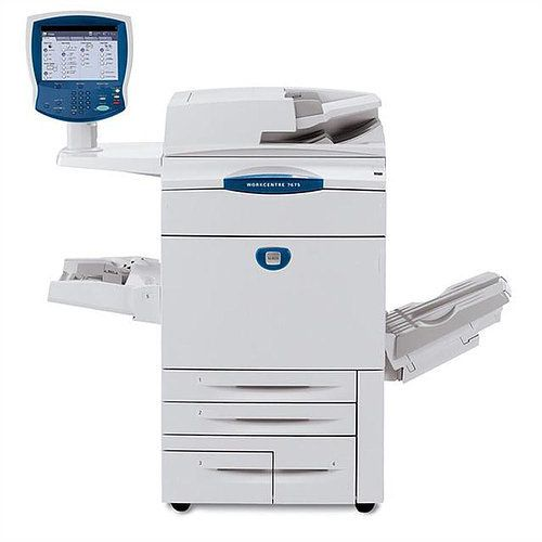 Xerox Workcentre 7225 Mfp Color Laser Copier Printer Scanner