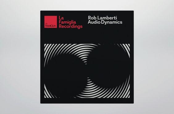 La Famiglia Recordings - Visual Identity on Behance