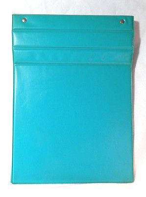 Vintage 1960's 2 Hole NIFTY Notebook Space Saver Binder Magnetic ...