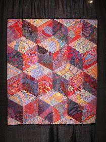 Blue Moon River: 2010 International Quilt Festival, Part 3