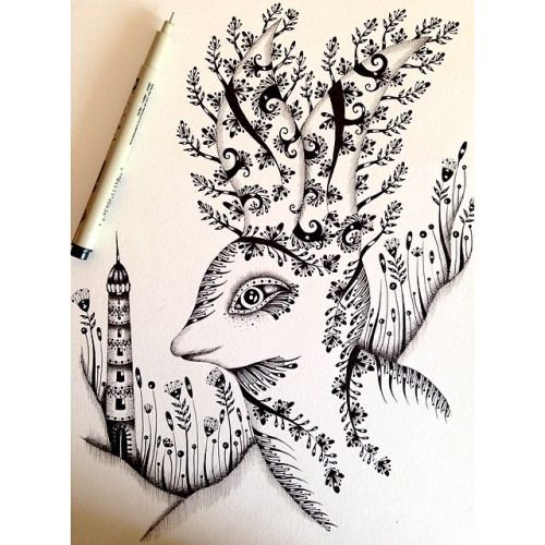 Minimalist animal illustration - Google Search