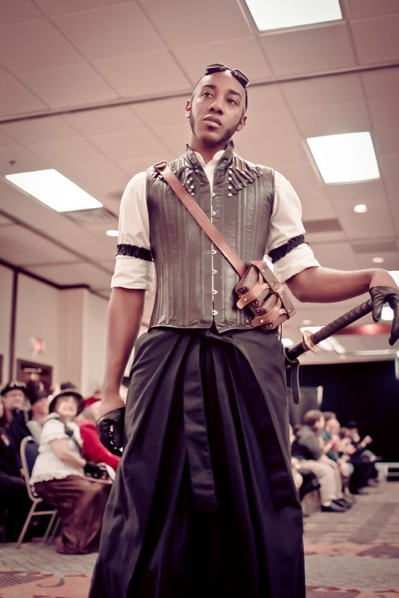 Steampunk Samurai   Character Ideas   Pinterest   Cosplay ...