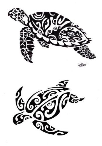 Pin by lilly bill on tatoo pinterest recherche - Signification tortue tatouage ...