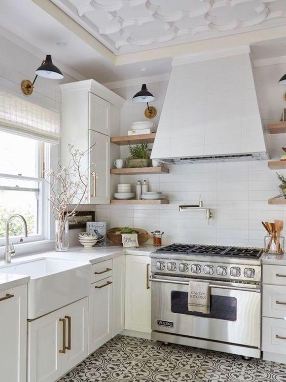 Surprisingly Cute Modern Kitchen Cabinets