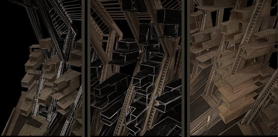 experimental processes for the reconfiguration of the urban tissue in lima city, Charles Enrique Infante Bonifaz.http://www.isarch.org/en/projects-gallery_12227?edition=4#none