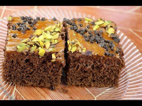 كيك الشوكولاتة مع كريمة الشوكولا بنكهة النوتيلا شكل وطعم ولا اروع Youtube Food Desserts Sweets