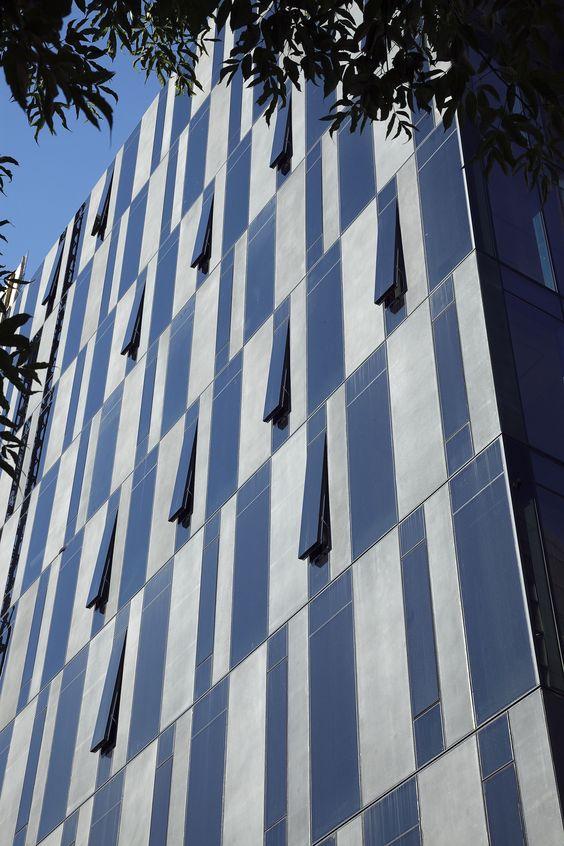 KPMB's Ductal facade in Toronto | Blog, Toronto and Window