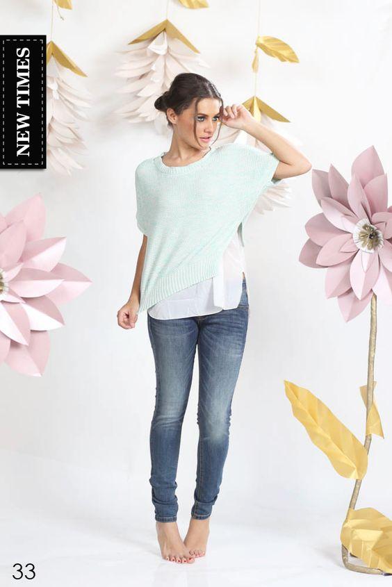 #knit #jeans #newtimescr