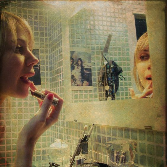 Reflection. by Oeuf-au-riz on DeviantArt