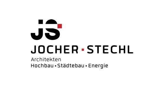 Neugestaltung des Logos und Corporate Designs von Jocher & Stechl Architekten
