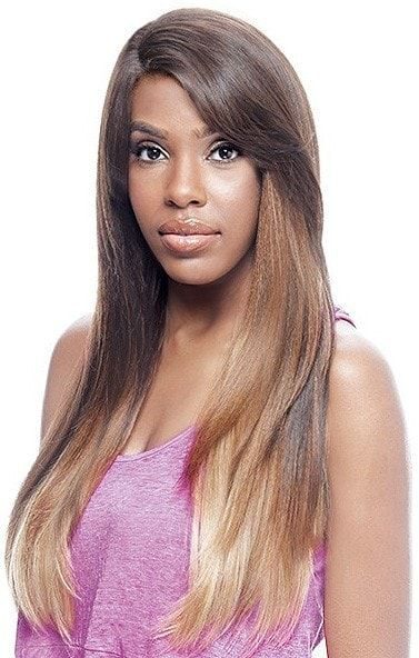 Vanessa Super C Side Collection Synthetic Wig - Vety