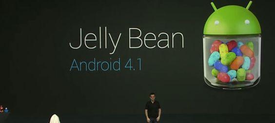 Android Jelly Bean, anunciado no início do ano, é lançado oficialmente no evento Google I/O