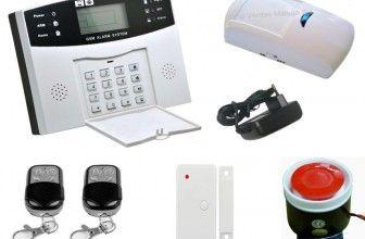 Alarma GSM inalámbrica por solo 99 euros