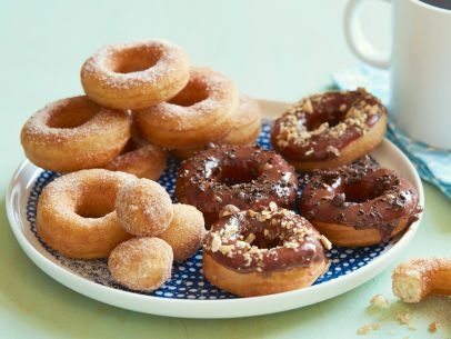 Happy National Doughnut Day! Make Giada's Italian Doughnuts to celebrate.