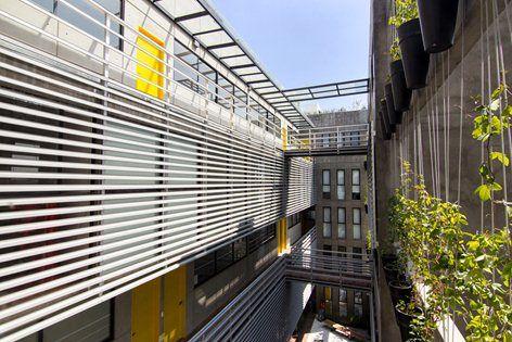 Vertiz 950, Ciudad de México, 2013 - HGR Arquitectos