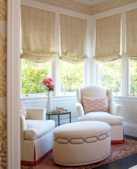 Pinterest the world s catalog of ideas for Window sitting area