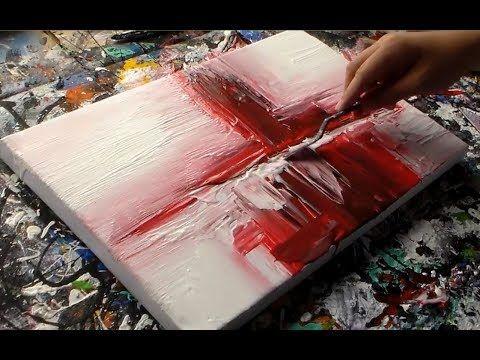 Youtube Malen In 2019 Malen Leinwand Malen Und Malerei