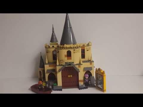 Lego Harry Potter 75954 Alternative Build Review Dumbledore S Office Youtube Lego Harry Potter Lego Hogwarts Lego
