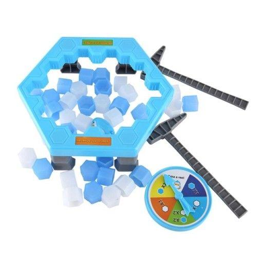 Gra Zrecznosciowa Pingwiny Na Lodzie Mini Trap 7080648970 Oficjalne Archiwum Allegro