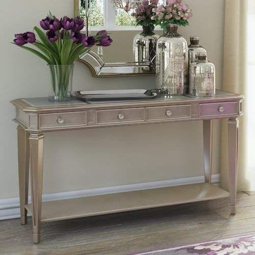 Brette Console Table Sofa Table Decor Elegant Home Decor Decor