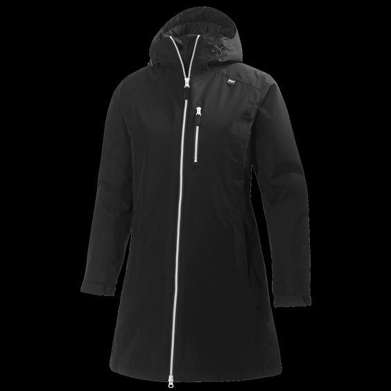 W LONG BELFAST WINTER JACKET - Women - Jackets - Helly Hansen