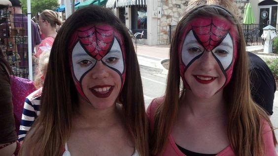 Spider-girls rule!