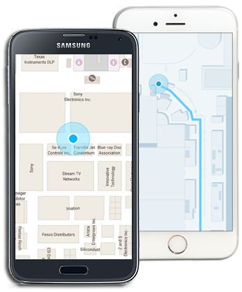 Indoor Positioning System & Indoor GPS for Apps