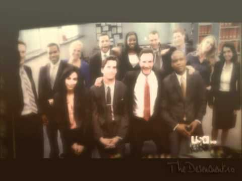 Neal • Peter - Sometimes it's hard to say goodbye (White collar) - YouTube