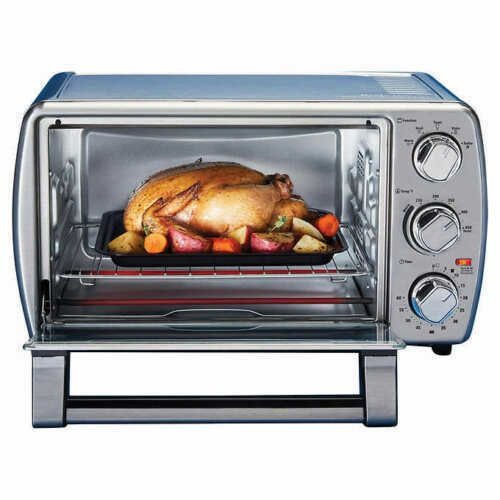 Oster 6 Slice Tssttvcg05 Turbo Convection Toaster Oven Brushed Stainless Steel Ovens Ideas Of Ovens Ovens Stainless Steel Oven Countertop Oven Brushed Stainless Steel