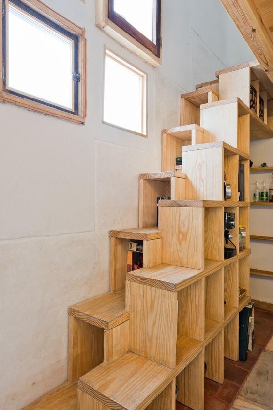 workspace lavapies market colectivo pec coole treppe. Black Bedroom Furniture Sets. Home Design Ideas