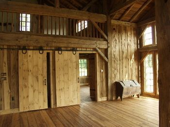 Barn style houses  Barn style house plans and Pole barns on PinterestPole Barn Style House Plans   Barn style home   Homes and Floor Plans