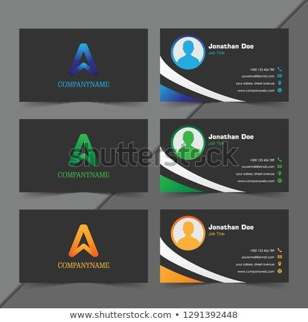 Modern Business Card Templates Discover This And Millions Of
