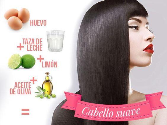 Mascarilla casera nutritiva para cabello