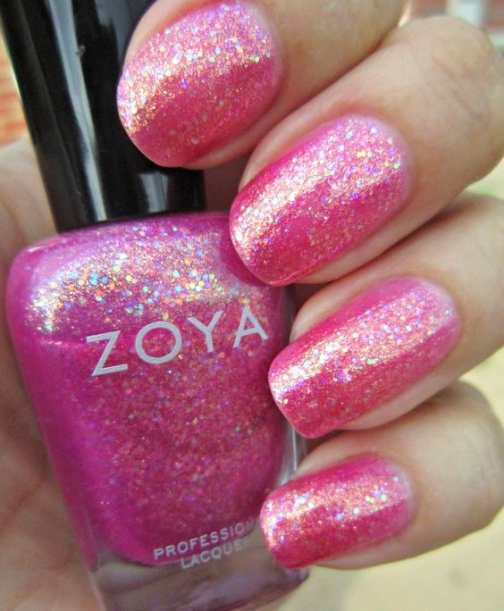 Concrete and Nail Polish: Zoya Binx