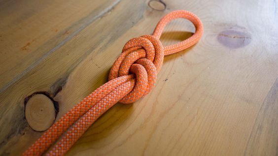 Learn how to make knots with AndeTransit