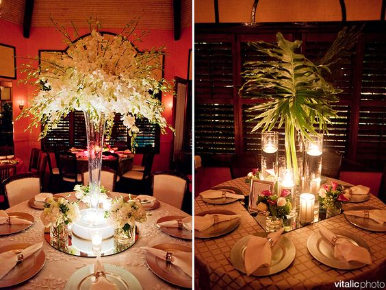 Wedding Venues Tropical Centerpieces And Florida Wedding Venues On Pinterest