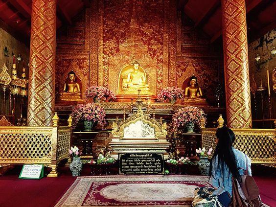 Chiang Mai: la ville aux mille et un temples... et mille et une activités!!!  La poudre d'escampette - Blog de voyage - Tour du monde