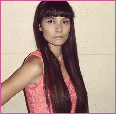 Clara de Asís Gonzales Padilla, participante en el Casting de Mexico's Next Top Model