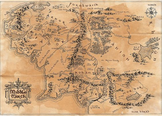 Wordsmithing and Worldbuilding: Top Ten Tolkien Tribute for Hobbit Day 2015 (Quote...