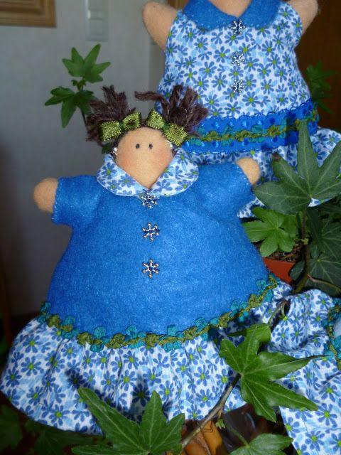 Anilegra moda para muñecas: TILDA GORDITA MINI , TUTORIAL Y PATRONES