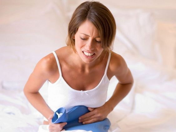Get rid of painful menstruation