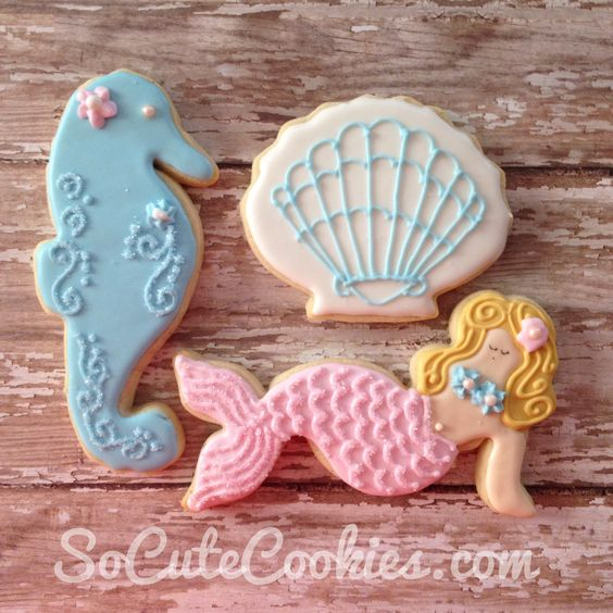 So Cute Cookies | Hand decorated sugar cookies and other treats