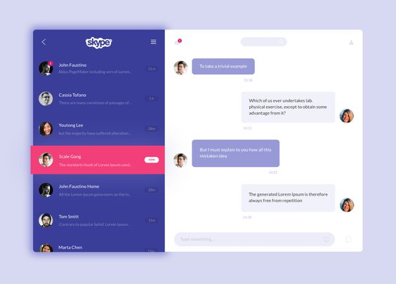 Redesign concepts for popular websites #4 — Muzli -Design Inspiration