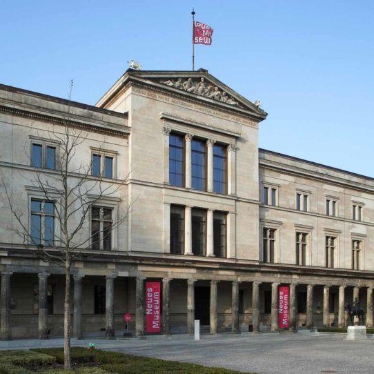 Neues Museum Auf Der Museumsinsel Berlin Creme Guides Berlin Museum Neues Museum Museum