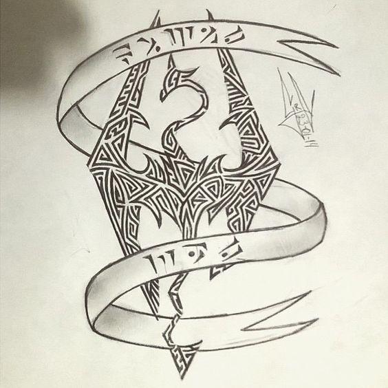Skyrim art by @ncremonezlv • #tes #elderscrolls #theelderscrolls #elderscrollsv #theelderscrollsv #skyrim #gaming #game #games #rpg #dovahkiin #dragonborn #bethesda #dovahzul #dragonlanguage #thuum