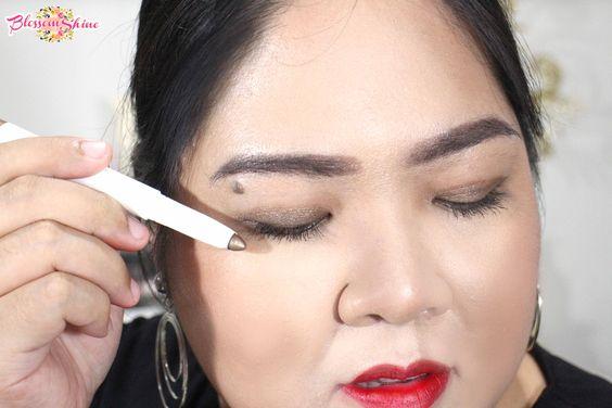 BLP Beauty Eyeshadow Pen - Copper Brown