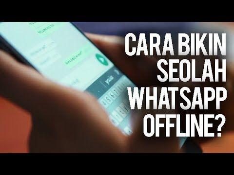 38++ Cara membuat whatsapp centang satu ideas in 2021