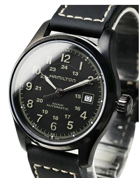 Hamilton Khaki Field Watch | Selectism